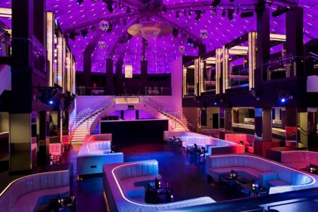 Liv Nightclub Colasanti Construction Services Inc