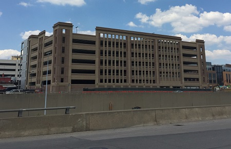 The Henry Street Parking Structure